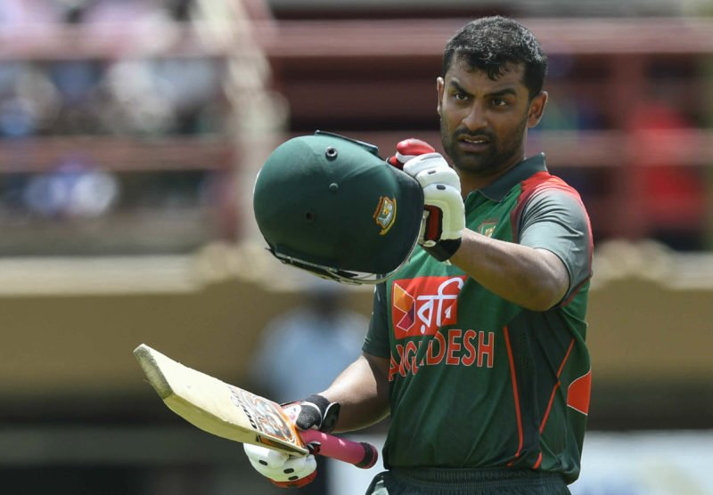 Tamim Iqbal was named the Player of the Match for his 160-ball 130*