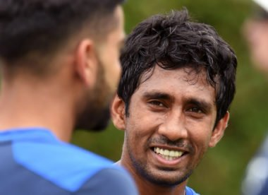 It's official – Wriddhiman Saha will have surgery on his right shoulder