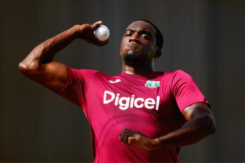 In 89 T20 matches, Jerome Taylor has taken 104 wickets