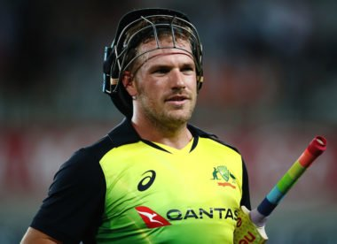 Records tumble as Finch blasts highest-ever individual T20I score