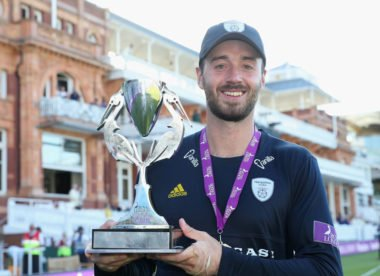 'No way in' to England team – James Vince