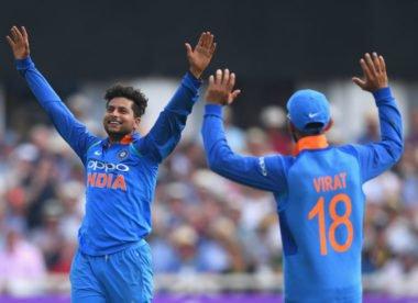 Kuldeep's six-wicket haul shackles England's hitters