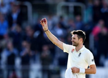 'Still very hungry to play' – James Anderson