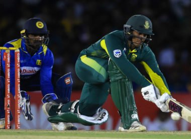 Rejuvenated de Kock wants South Africa to win 5-0