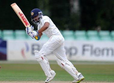 Prithvi Shaw, the next big thing in Indian cricket