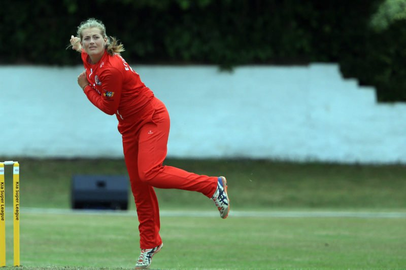 Sophie Ecclestone returned match-winning figures of 4-20