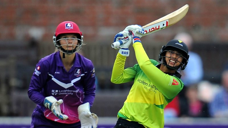 Mandhana has embraced a fearlessness that sits well with the new grammar of the game