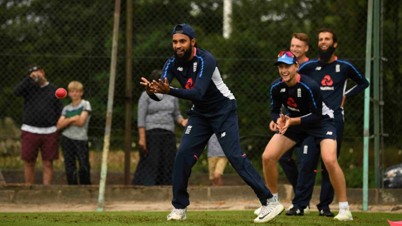 Rashid has been named in the XI because of the number of right-handers in the Indian team, said Root