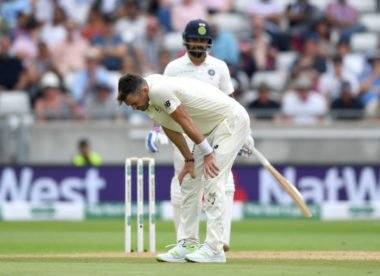 'That's not like you, giving me freebies!' – Anderson on Kohli rivalry