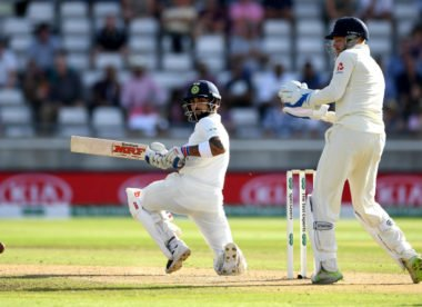 England v India: Day three in five moments