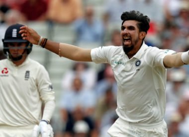 'One good partnership' should do it, says Ishant Sharma