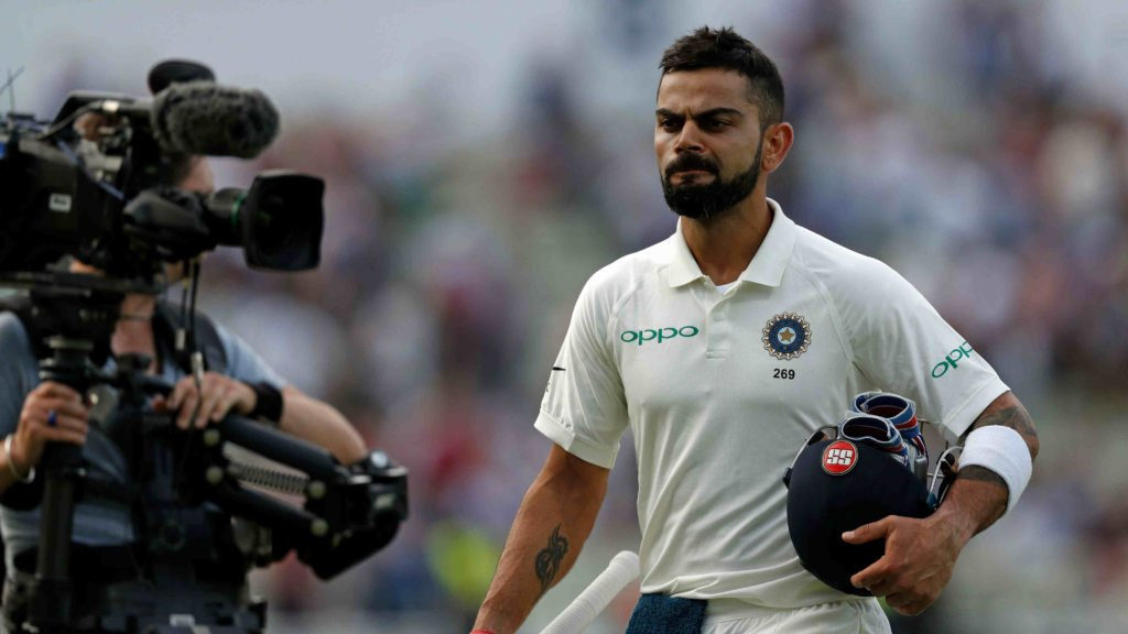 Virat Kohli has been criticised for his captaincy