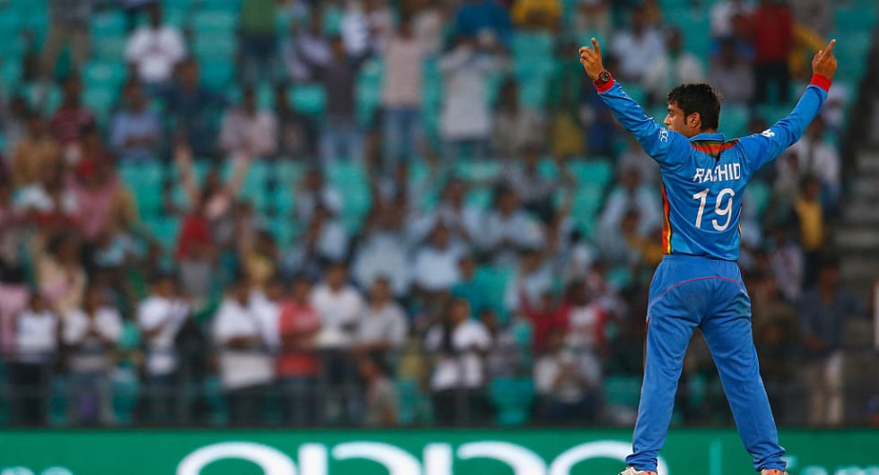 Rashid Khan, one of the best young cricketers of 2018