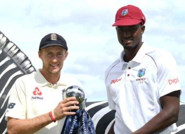 England's 2019 West Indies tour fixtures revealed