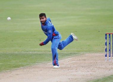 Lancashire sign Afghanistan wrist-spinner Zahir Khan until end of season