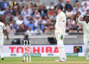 'That's the way it is' – Jennings takes fluctuating fortunes in his stride