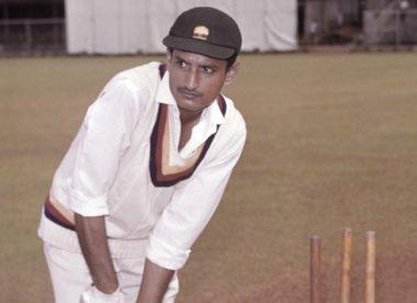 Ajit Wadekar, former India captain, dies aged 77