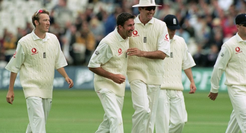 1990s England Test Bowlers