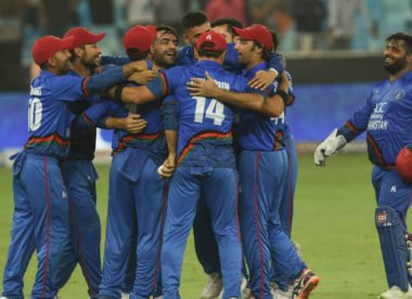 Spin-heavy Afghanistan become all-round unit in Asia Cup