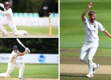 Burns, Denly & Stone named in England Test squad