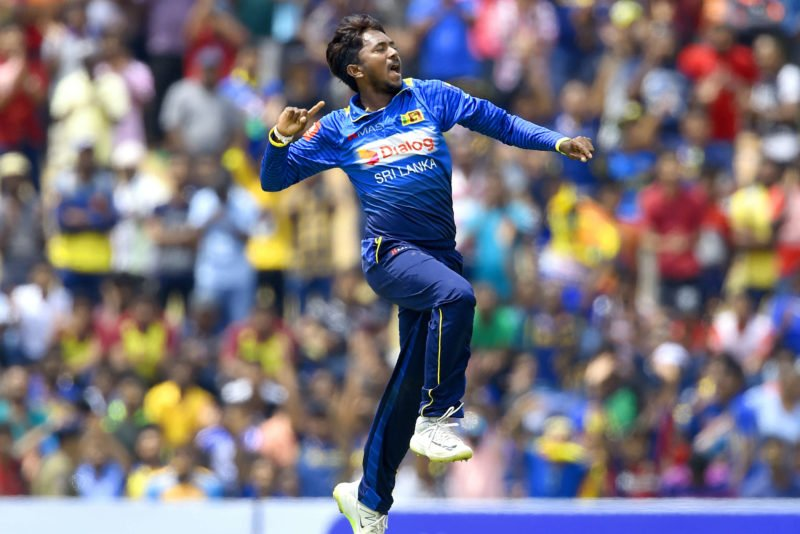 In 24 ODIs, Akila Dananjaya has picked 35 wickets, including two six-wicket hauls