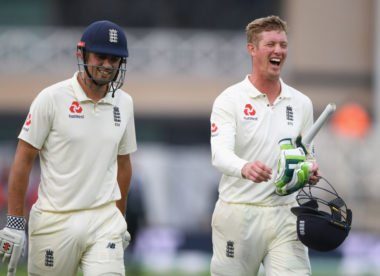 England name squad for final India Test at the Oval