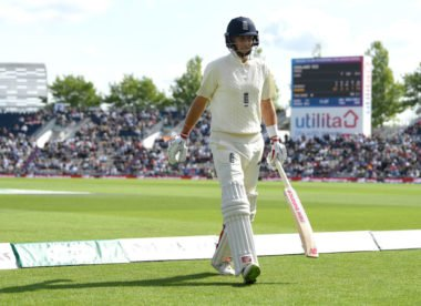 Who should bat three for England?