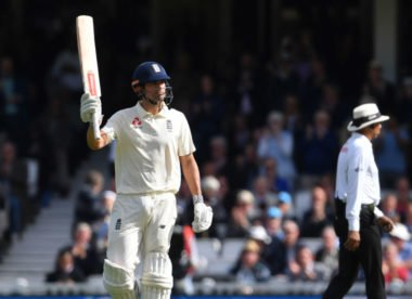 England v India, fifth Test: day one in five moments