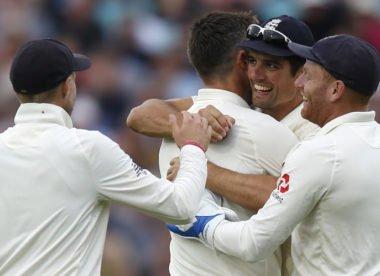 England v India player ratings: England