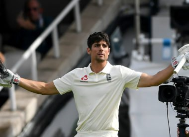 'It's just been a great week' – Cook's soaking it all in, one final time