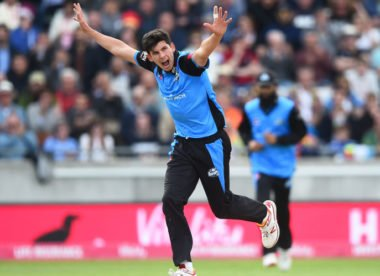 Who is Worcestershire's new T20 superstar Pat Brown?