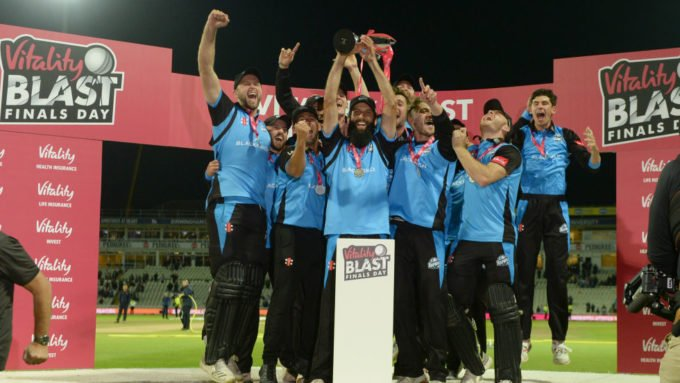 Ben Cox the star as Worcestershire win T20 Blast title