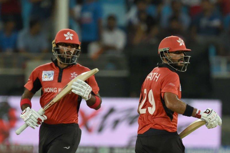 Nizakat Khan (92) and Anshuman Rath (73) shared an opening stand of 174 runs