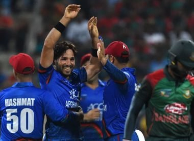 Win against Bangladesh 'very important' – Asghar Afghan