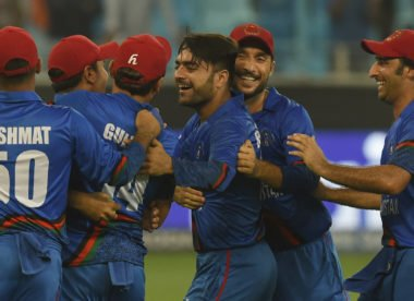 'It's like winning' – Asghar Afghan ecstatic after Asia Cup tie with India