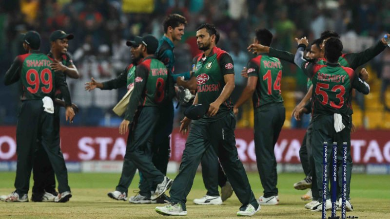 Bangladesh prevented a third India v Pakistan contest by beating the latter in their virtual semi-final