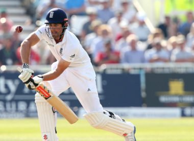 Watch: Alastair Cook 'weathered everything the game threw at him'