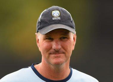 Scotland coach Grant Bradburn quits for Pakistan role