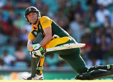 De Villiers, Rabada among marquee players in South Africa's new T20 league