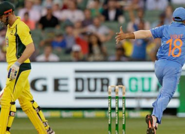 Australia's tour of India fixtures revealed