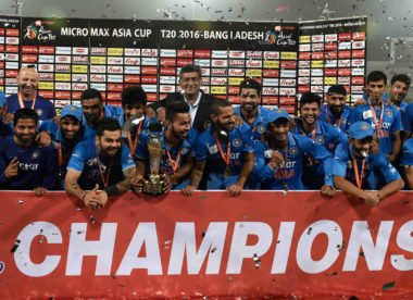 Asia Cup: The battle for Asian supremacy