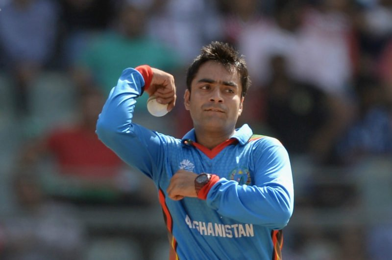Rashid Khan is currently the game's No.2 ranked ODI bowler