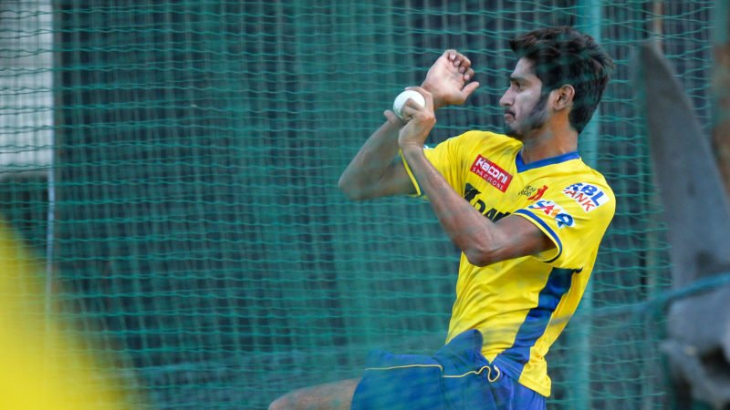 Ahmed, the 20-year-old left-arm pacer, is the surprise pick in the squad