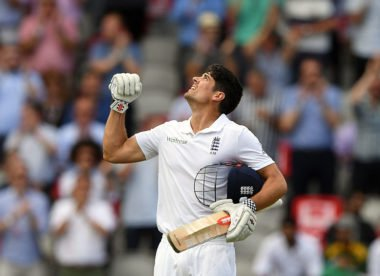 Alastair Cook announces retirement from Test cricket