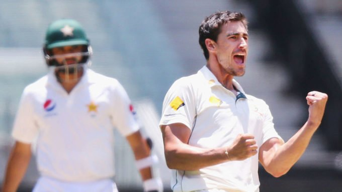 'Don't think I've said anything to Sarfraz Ahmed on a cricket field' – Mitchell Starc