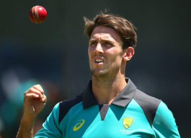 Mitchell Marsh's 'lineage' cited after becoming Australia's joint vice-captain