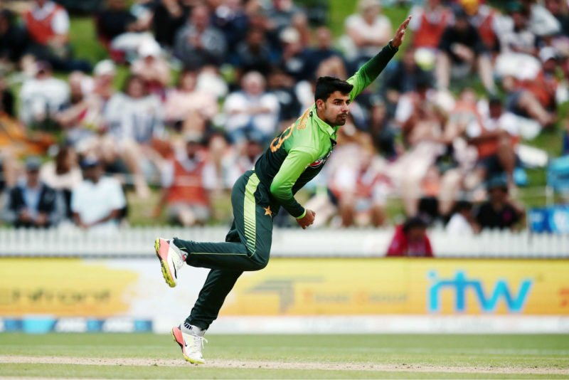 Shadab Khan, 19, is carrying the Pakistani leg-spin legacy forward