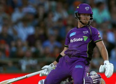D'Arcy Short smashes 257 off 148 balls with 23 sixes