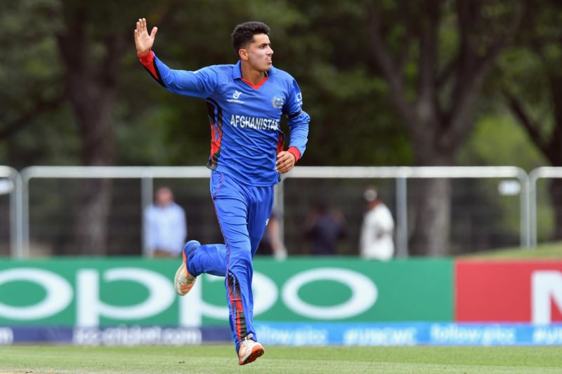 In this year's World Cup Qualifier, Mujeeb Ur Rahman topped the wicket-takers' charts