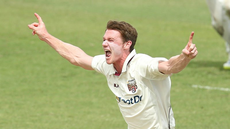 """""""Brendan is an exciting prospect, a fast bowler with raw pace and wicket-taking ability"""" – Hohns"""